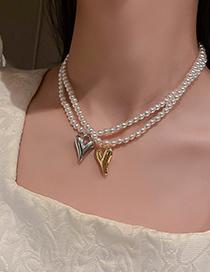 Collar De Perlas De Amor