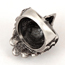 Highwaist Antique Vintage Owl Head Alloy Fashion Rings