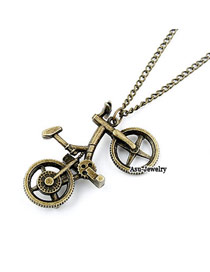 Classical Bronze Bicyle Alloy Chains