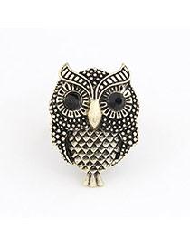 Renaissanc Gold Color Owl