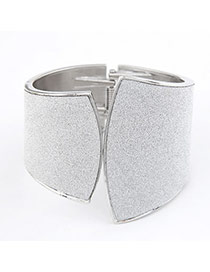 Hooters White Punk Alloy Fashion Bangles
