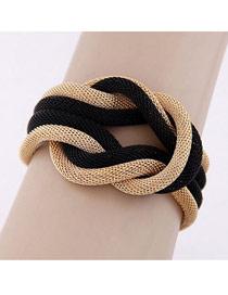 Cheap Picture Color Simple Chain Weave Design