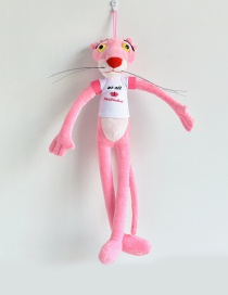 Lovely Pink Pink Panther Decorated Ornament