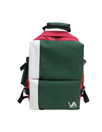 Fashion Green+white Color Matching Design Casual Backpack