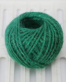 Fashion Green Pure Color Decorated Rope(30meters)