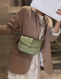 Fashion Green Crossbody Bag