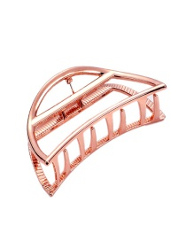 Fashion Rose Gold Alloy Large Grab