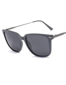 Fashion Gray Polarized Sunglasses