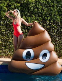Fashion Poop Row Inflatable Row Riding Ring