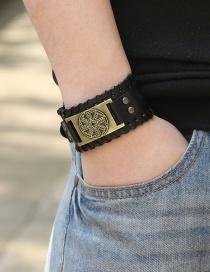 Fashion Ancient Bronze Irish Knot Body Bracelet