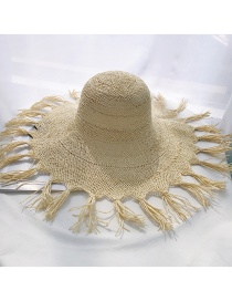 Fashion Beige Dalat Shade Hat