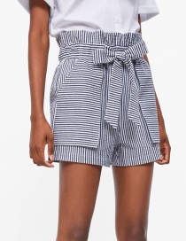 Fashion Stripe Striped Shorts