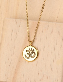 Fashion Gold Copper Plated Necklace