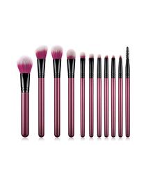 Fashion Fuchsia 11 Stick Makeup Brush