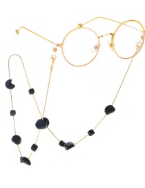 Fashion Gold Crystal Sweater Chain Glasses Chain Multi-purpose Models