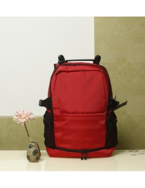 Fashion Red Backpack
