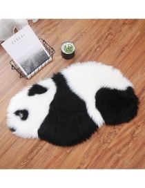 Fashion 80*43cm Single Eye Panda Carpet Panda Carpet