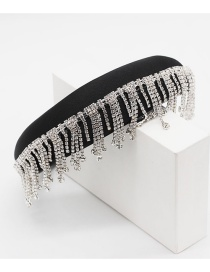 Fashion Headband Fully Tassel Sponge Headband