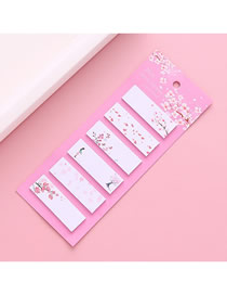 Fashion Cherry Blossoms Sakura Small Tape Portable Carry Sticker