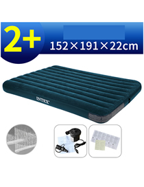 Fashion 152cm Wide Bed ‖ Home Electric Pump Household Thickened Folding Inflatable Mattress
