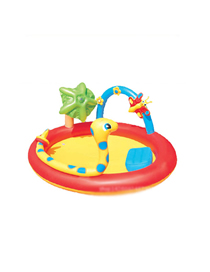 Fashion Trumpet Amusement Fountain Inflatable Marine Ball Thickened Baby Swimming Pool