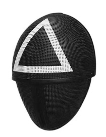 Fashion Soldier Halloween Faceless Mask