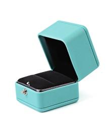 Fashion Mint Green Jewelry Storage Box