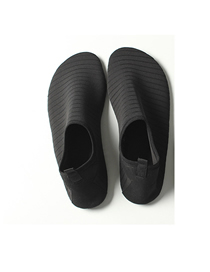 Fashion Black Solid Color Diving Shoes