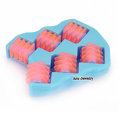 Discount Skyblue Slimming Roller Massager Resin Massage tools