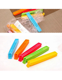Pleated Color will be random Love Printing Large Design Plastic Household goods