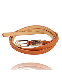 Model:  Item Brand: Thin belts