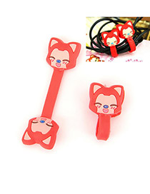 Flirty Red Fox Design