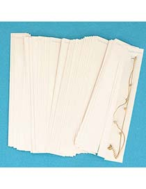 Discount White Bracelet Jewelry Accessory (100Pcs)
