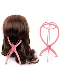 Masonic Pink Hairpiece Care Essential Plastic Wigs
