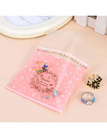 Sweet Pink Animal Pattern Simple Design Polypropylene Jewelry Tools