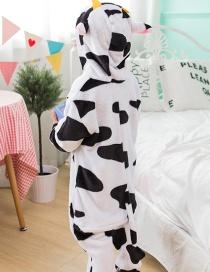 Pijama Para Niño En Forma De Vaca Con Buena Calidad
